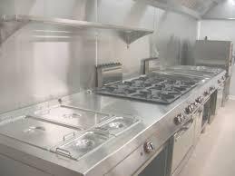 materiel cuisine occasion professionnel ensemble ligne de cuisson élect gaz baron occasion throughout