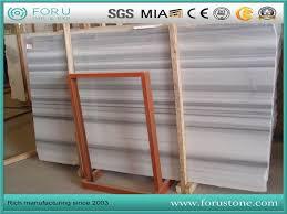 turkish marmara white with wood grain equatar marble slabs for