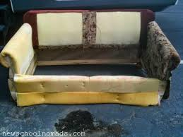 18 Rv Jackknife Sofa Frame by Rv Couch Reupholstering Rv Life Camping Pinterest Rv
