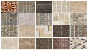 unique different floor tiles tile flooring 101 types of tile