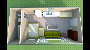 Trendy Inspiration Ideas 5 3D House Floor Plans 12X20 2000 Tiny Home Design 12 X 24