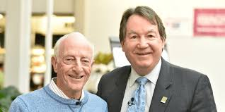 pany founder Dr Paul Brown and Quest Diagnostics President Chairman and CEO Steve Rusckowski