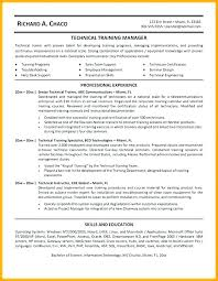 Fitness Instructor Resume Personal Trainer Sample Training Manager Fascinating Senior Zumba Resu