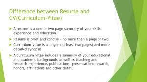 CV-Writing. Difference Between Resume And CV(Curriculum ... Free Resume Templates For 20 Download Now Versus Curriculum Vitae Esl Worksheet By Laxminrisimha What Is A Ppt Download The Difference Between Cv Vs Explained Elegant Biodata And Atclgrain And Cv Differences Among Or Rriculum Vitae Optometryceo Rsum Cognition Work Experience History Example Job Descriptions