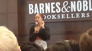 Keke Palmer At The Grove (Barnes & Noble) LA 2/4/17 - YouTube Sky Ferreira Spotted At The Grove Shopping Barnes Noble Barrymore Book Signing At Bookstore Lea Michele Cd Louder And The Krysten Ritter Greets Fans Signing Her Bonfire Books Shania Twain Album For For Now In Los Angeles Bookstores Project 6 Nick Carter Nikki Blonsky