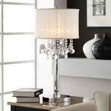 Crystal Table Lamps For Bedroom by Cool Crystal Table Lamp Accessories Crystal Table Lamps Bedroom