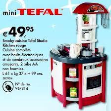 cuisine jouet tefal dreamland promotion smoby cuisine tefal studio kitchen