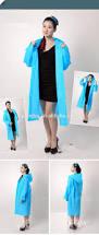 plastic hooded green pvc rainwear raincoat buy