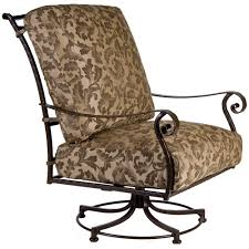OW Lee San Cristobal Swivel Rocker Club Chair | 695-SR
