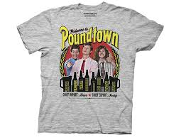 Anchorman I Love Lamp Shirt by Amazon Com Ripple Junction Workaholics Welcome To Poundtown