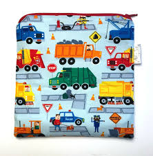 100 Snack Truck Street S Reusable Bags Reusable Sandwich Etsy