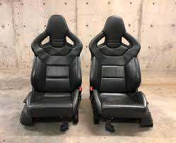 100 Recaro Truck Seats No Reserve Euro Audi RS4 B7 For Sale On BaT Auctions
