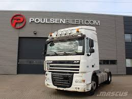 Used DAF -ft-xf105-410-sc-euro-5 Tractor Units Year: 2007 For Sale ...