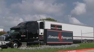 Stevens Transport 2013 Peterbilt 587 - YouTube