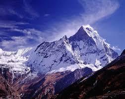 mountain ranges of himalayas indian geography the himalayas