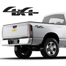 100 Ford Truck Decals 2019 For 4x4 Bed F 150 Super Duty F 250 Chevy