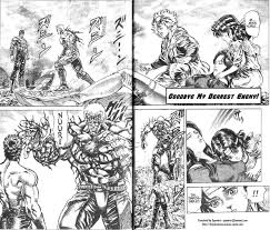 Fist Of The North Star Vol16 Chapter 136 Goodbye My Dearest Enemy