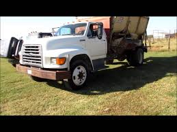 1997 Ford F700 Feed Truck For Sale | Sold At Auction November 18 ... Truck Mount 1981 All Feed Body For Sale Spencer Ia 8t16h0587 Truck Mounted Feed Mixers Big Boy Narrow Used Equipment Livestock Feeders Stiwell Sales Llc Foton Auman 84 40cbm Bulk For Sale Clw5311zslb4 Farm Using 12000 Liters 6tons China Origin Bulk Discharge 1999 Freightliner Fl70 Item Dc7362 Sold May 2001 Mack Cl713 Tri Axle Tanker By Arthur Trovei