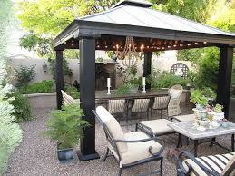 Pea Gravel Patio Images by Pea Gravel Patio With Pergola Pea Gravel Patio And Outdoor