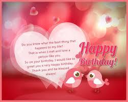 Romantic Birthday Wishes 365greetings
