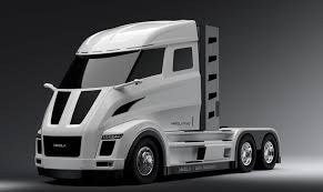 A World-first: The Powertrain For The Electric Long-haul Truck ...
