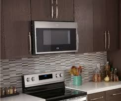 100 Kitchen Tile Kitchen Grease Net Household by Microwaves Convection Microwaves With Sensor Cooking Whirlpool
