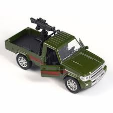 HOMMAT Simulation 1:28 Military Pickup Truck W/ Machine Gun Army ... 1956 Ford F100 Pickup Truck 124 Scale American Classic Diecast World Famous Toys Diecast Trucks F150 F 1953 Car Package Two 143 Scale 2016f250dhs Colctables Inc New 1940 Black 125 Model By First Chevrolet Chevy 2017 Dodge Ram 1500 Mopar Offroad Edition Hobby 1992 454 Ss Off Road Danbury Mint For 1973 Ranger Red White 118