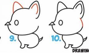 Dog Drawing Easy And Cute Fresh Cartoon How To Draw A