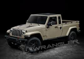 Jeep Wrangler Pickup Truck Rendered Based On Spyshots, Two-Door ... Jeep Wrangler Rc Truck Big Boys Awesome Toys New 2019 Jt Pickup Truck Spotted Car Magazine Pickup News Photos Price Release Date What 700 Horsepower Bandit Luxury Of 2018 Rendering Motor1com 2016 Rubicon Unlimited Sport Tates Trucks Center Overview And Car Auto Trend Breaking Updated Confirmed By Photo Testing On Public Roads Shows Spare Tire Mount Jk Cversion Life Pinterest Jk