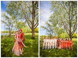 Sikh Indian Wedding Portrait Bride Groom Bridal Party Ocf Off Camera Flash Liesl Diesel Photo Sword