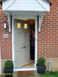 Inspirational Green Front Door Home Design Ideas