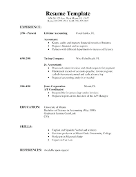 Simple One Page Resume Template 1 Resumes Examples Pertning Latex Format For