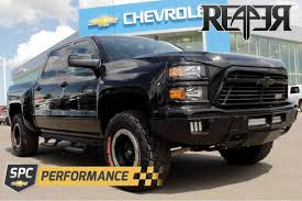 Build Your 2016 Chevy Reaper Truck Online Intended For 2017 ...