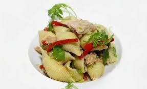 de salade de pâtes au thon par alain ducasse