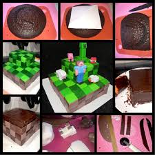 minecraft kuchen minecraft cake sabrinas küchenchaos