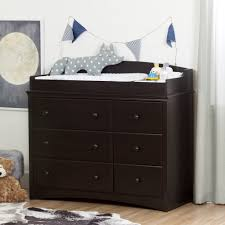 Davinci Kalani Dresser Gray by Changing Table Dresser Combo Clover 3drawer Changer Dresser Baby