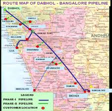 Natural Gas Pipeline Karnataka State Industrial And Infrastructure