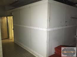 chambre froide positive occasion chambre froide positive 5m00 x 3m60 40 m3 groupe à distance