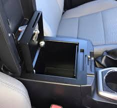 100 Truck Console Safe 20162018 TOYOTA TACOMA CENTER CONSOLE SAFE