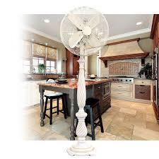 providence decorative portable oscillating floor fan