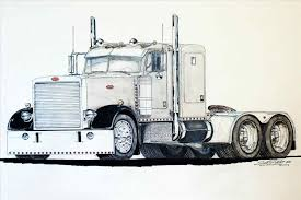 Peterbilt Cool Semi Truck Drawings Clipart Kid Rhpinterestcom ... Semi Truck Outline Drawing How To Draw A Mack Step By Intertional Line At Getdrawingscom Free For Personal Use Coloring Pages Inspirational Clipart Peterbilt Semi Truck Drawings Kid Rhpinterestcom Image Vector Isolated Black On White 15 Landfill Drawing Free Download On Yawebdesign Wheeler Sohadacouri Cool Trucks Side View Mailordernetinfo