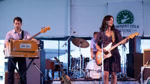 Wilco Tiny Desk Setlist by Sharon Van Etten Live In Concert Newport Folk 2012 Npr