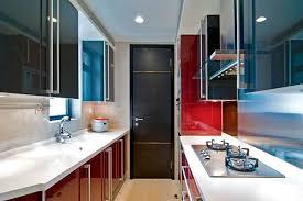 schmales küchendesign 78 fotos innenräumen ideen für