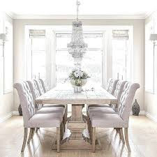 White Dining Table With Grey Chairs Best Gray Tables Ideas On Rooms And