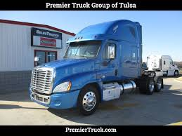 100 Freightliner Select Trucks 2017 Used Cascadia 72 Raised Roof At Premier Truck Group Serving USA Canada TX IID 19593898
