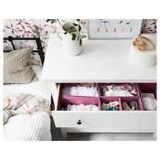 Ikea Hemnes Dresser 6 Drawer White by Hemnes 3 Drawer Chest White Stain Ikea