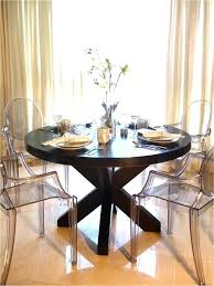 White Dining Table With Bench Medium Size Of