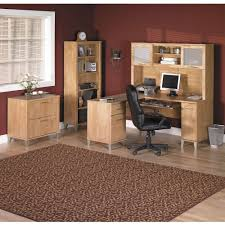 Bush Cabot L Shaped Computer Desk by Bush Somerset 60