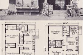 Craftsman Style Floor Plans by 50 Craftsman Style Bungalow Home Plans Craftsman Style House Plan