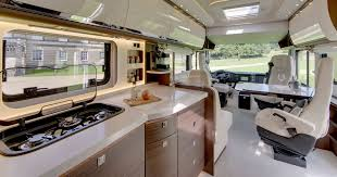 See Inside This Super Lux GBP380000 Campervan Complete With Its Own Garage